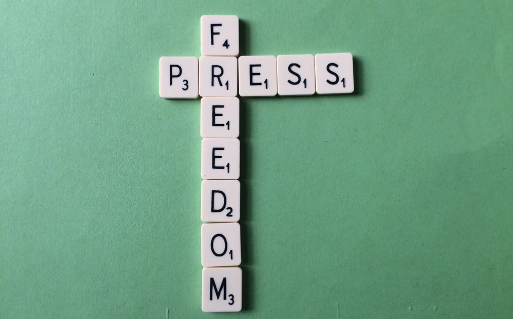 World Press Freedom Day is held annually on May 3.
