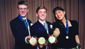 STS 1994 Top 3 Finalists