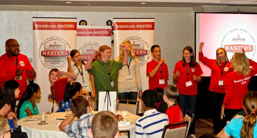 2013 Broadcom Masters Finalists
