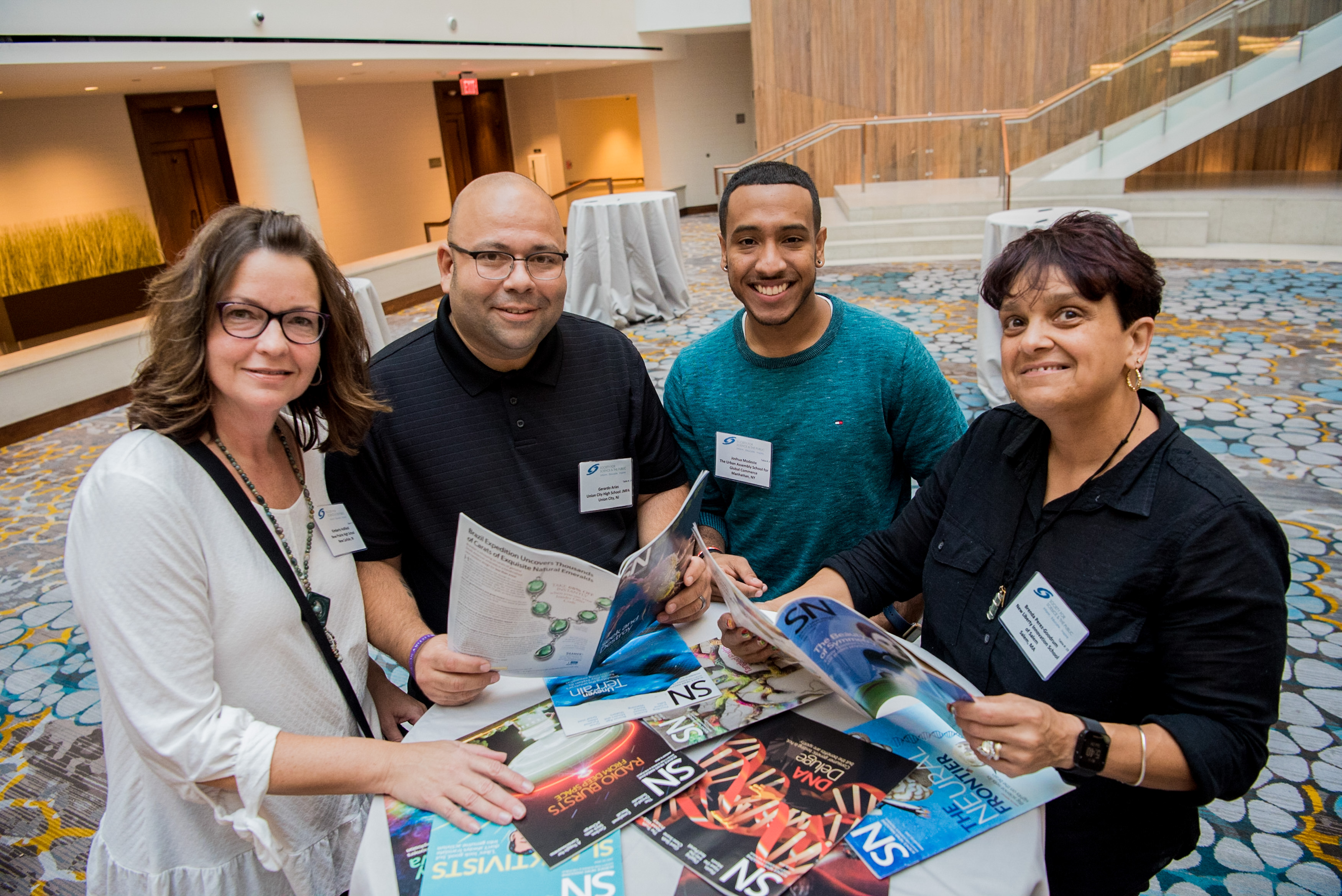 2018 High School Research Teachers Conference | Student Science