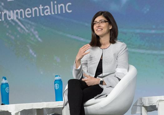 Melis Anahtar co-founded Day Zero Diagnostics, which uses machine learning to identify bacteria.
