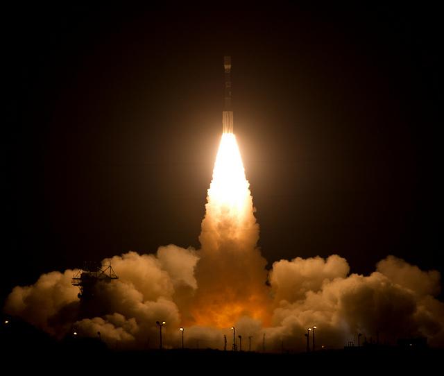 NPP Delta II Launch.