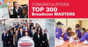 2018 Broadcom MASTERS Top 300