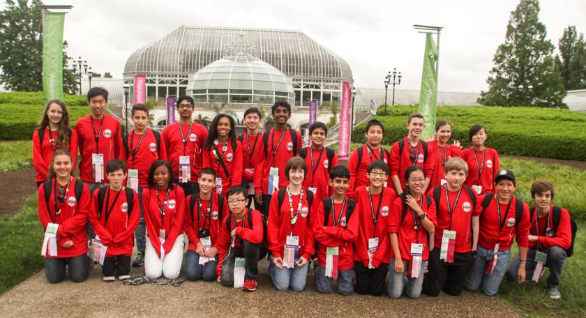 Broadcom Masters International 2015 Delegates