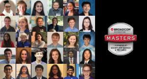 The 2018 Broadcom MASTERS finalists