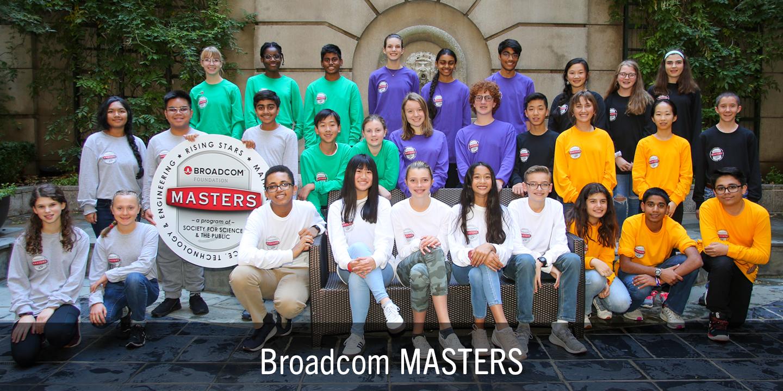 Broadcom MASTERS 2019
