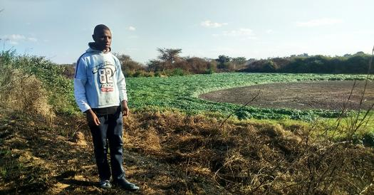 Macdonald Chirara, a high school student in Zimbabwe, is improving the way people can generate sustainable electricity using biodegradable materials.