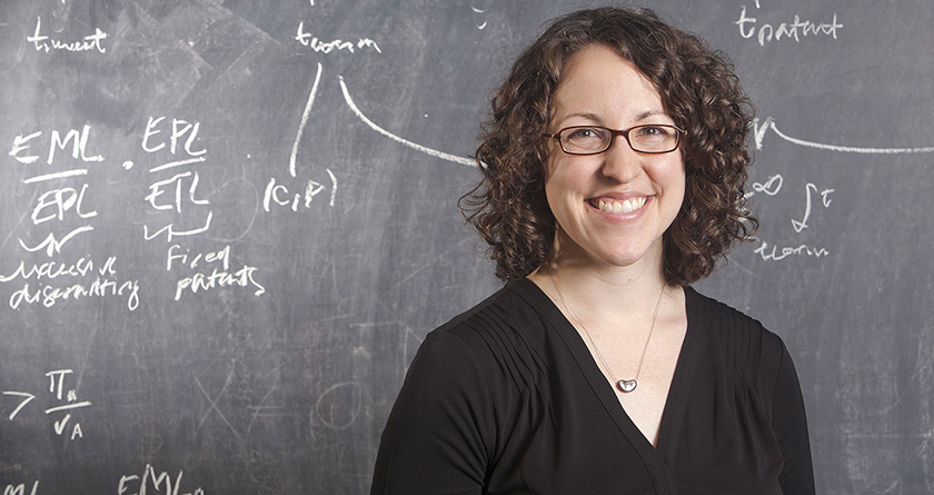 Intel ISEF 1999 alumna Heidi Williams, now an economics professor at MIT, was named a 2015 MacArthur Fellow. Photo by John D. and Catherine T. MacArthur Foundation from Wikimedia Commons.