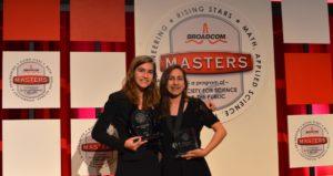 2014 Broadcom MASTERS winners