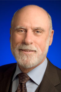 Vinton G. Cerf, Ph.D., Honorary Board