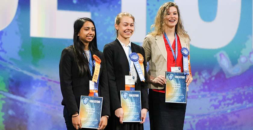 Intel Science Fair >> Intel Isef Awards Student Science