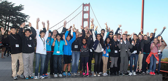 Broadcom Masters 2016 Entrants Student Science