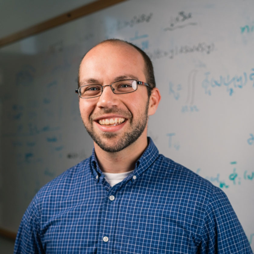 Justin Solomon is an assistant professor at MIT.