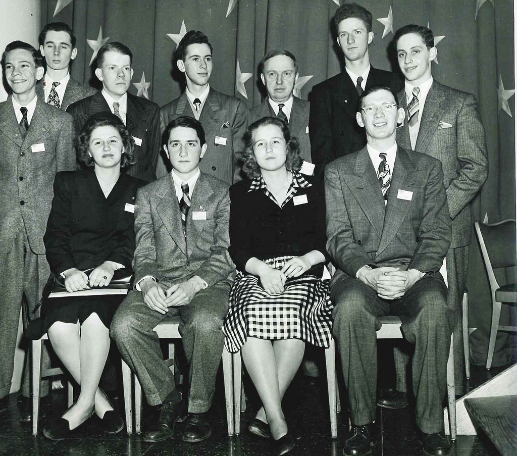 Science Talent Search 1947 Top Ten