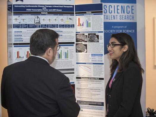 Marissa Sumathipala developed a novel dual therapeutic for cardiovascular disease.