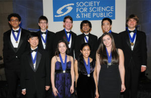 Science talent Search Top Ten - 2009