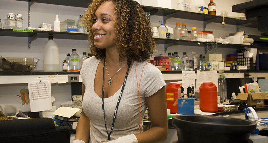 Female scientists, engineers and inventors are changing the world.