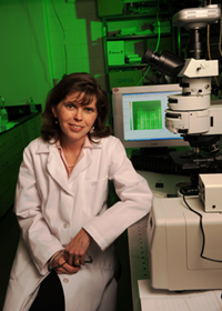Society alumna Virginia Davis received the Presidential Early Career Award for Scientists and Engineers.