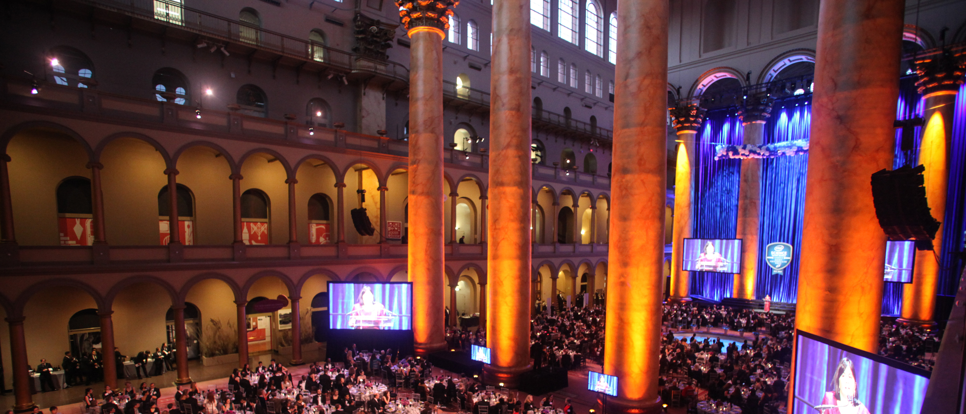 The top 10 Regeneron Science Talent Search 2019 winners will be announced at a black-tie gala awards ceremony at the National Building Museum in Washington, D.C