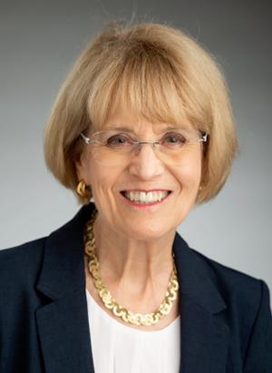 President Emeritus Mary Sue Coleman