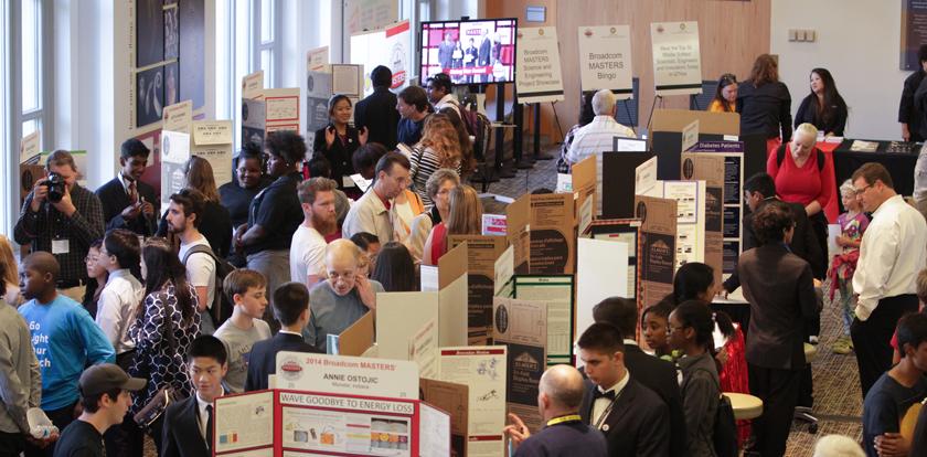 Broadcom MASTERS 2015 Entrants | Student Science