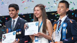 2015 ISEF winners