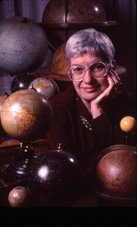 Vera Rubin turned her attention to stars in the 1960s.