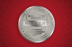 Broadcom MASTERS logo