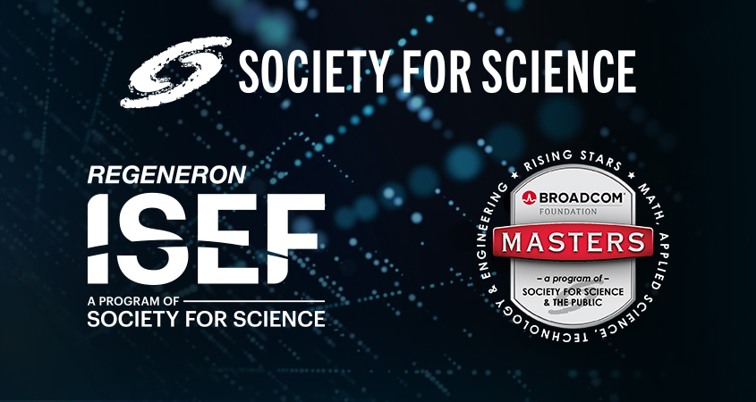 Society for Science Affiliated Fair Logos