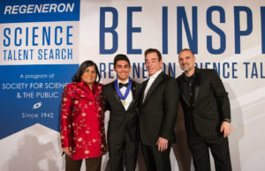 Regeneron Science Talent Search Medaling Ceremony