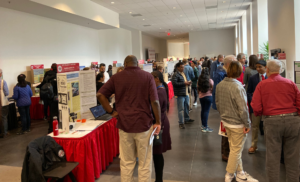 The Broadcom MASTERS 2019 Project Showcase was held at the University of the District of Columbia Student Center.