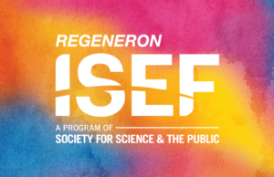 Regeneron ISEF logo