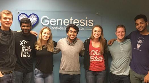 Peeyush and his team are working to create better cardiac imaging.