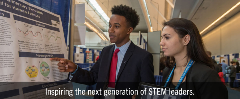 Inspiring the next generation of STEM leaders