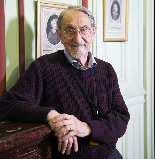 ​Martin Karplus received the 2013 Nobel Prize in Chemistry for his development of multiscale models for complex chemical systems.
