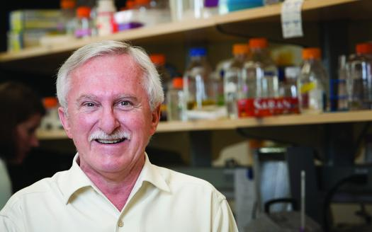 ​Paul Modrich received the 2015 Nobel Prize in Chemistry for mechanistic studies of DNA repair.
