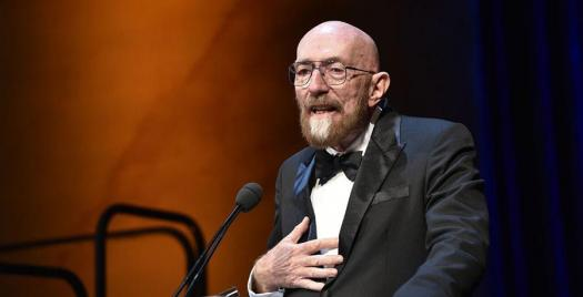 ​Kip Thorne received the 2017 Nobel Prize in Physics for contributions to LIGO and the observation of gravitational waves.