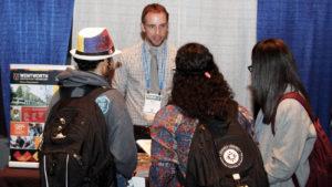 ISEF commons exhibitor