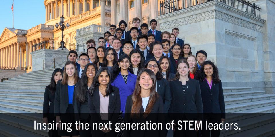Inspiring the next generation of STEM leaders
