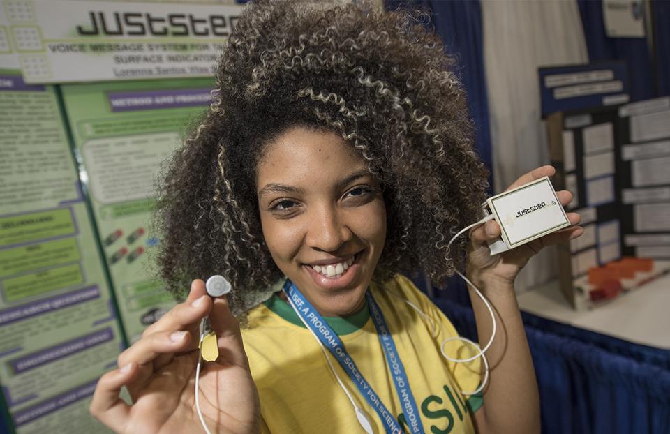 Intel Category Embedded System, Lorenna Santos Vilas Boas, Brazil