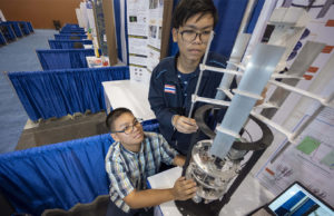 ISEF Category Energy: Physical