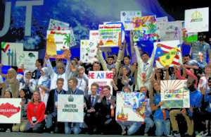 ISEF Shout Out - 2014