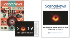 SNHS Educator Guide: 2019 Year in Review