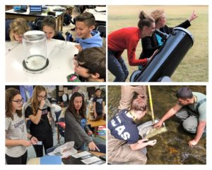 STEM Research Grants help fund equipment or other experimental materials needed to complete research projects.