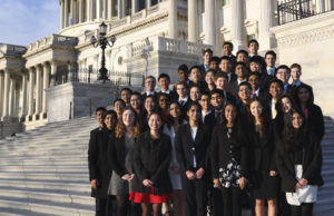 Science Talent Search Finalists - Capitol Steps 2018
