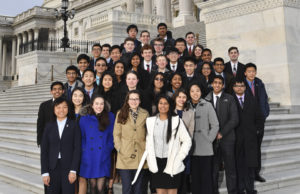 Science Talent Search Finalists - Capitol Steps 2017