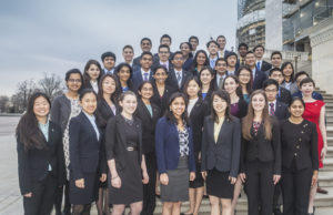 Science Talent Search Finalists - Capitol Steps 2016