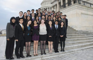 Science Talent Search Finalists - Capitol Steps 2014