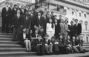 Intel Science Talent Search - 2000 - Capitol Steps