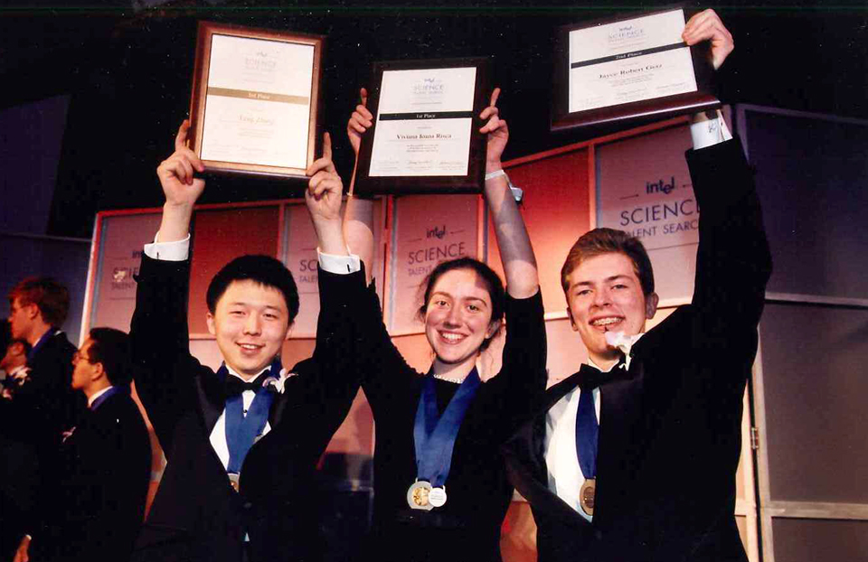 Intel Science Talent Search - 2000 - Top 3